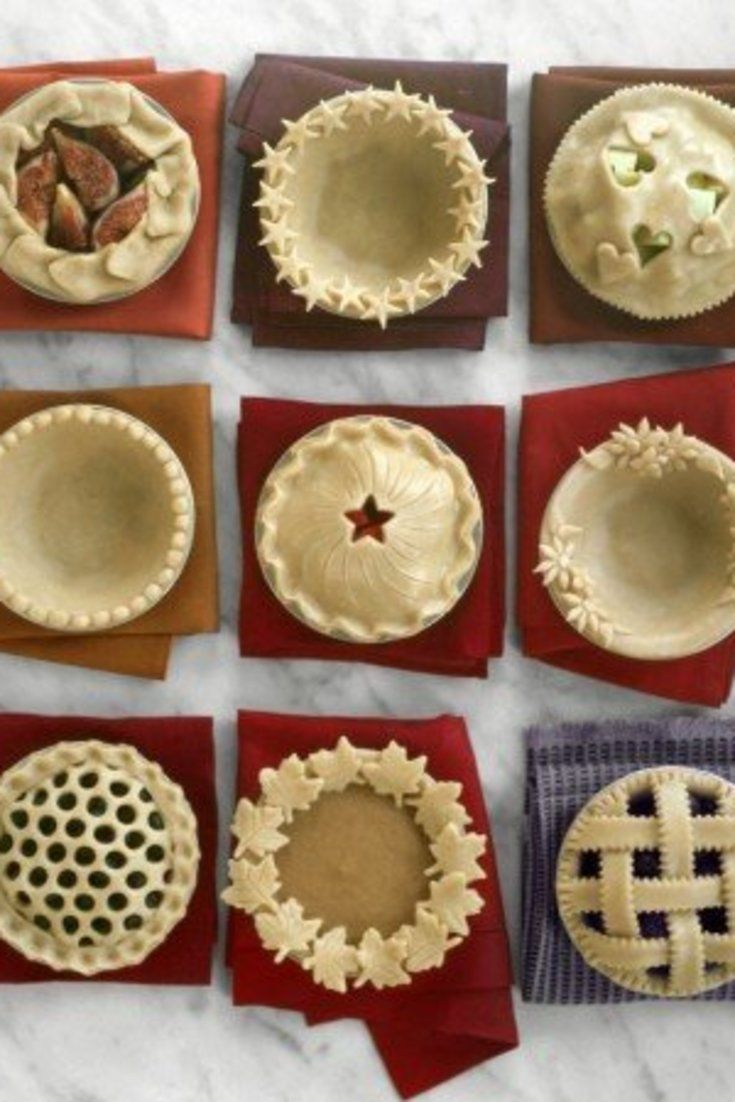 17 Beautiful Pie Designs You Need To Try For Thanksgiving