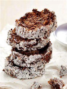 Çikolatalı kıtır kurabiye