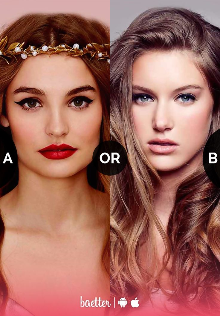 Which #lipstick would you wear to your office #red or #nude? Vote on Baetter App.
