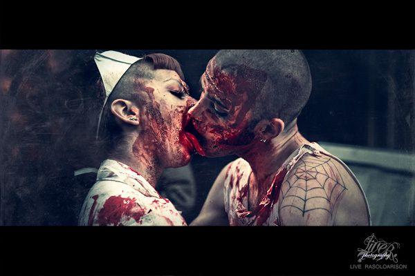 zombie walk paris