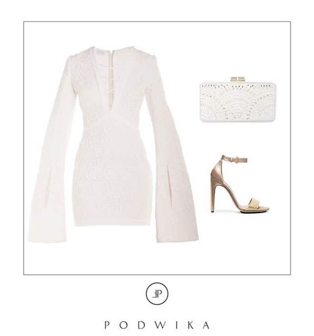 White inspiration by @podwikaofficial  shop now at @mostrami.pl #podwika #podwikaofficial #polishdesigner #polishfashion #twofaces #newcollection #whitedress #elegance #elegantlook #elegantstyle #classy #whiteelegance #mostrami #mostramipl #fashioninspiration #stylish #stylishwomen #nightout