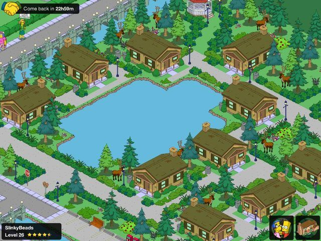 158 besten springfield tapped out bilder auf pinterest for Sims 3 spielideen