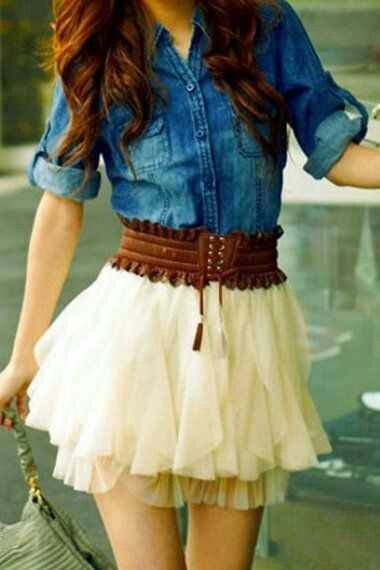 Country Look. Teen Fashion. By-Iheartfashion14 →follow←