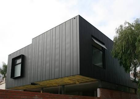 metal cladding residential - Google Search