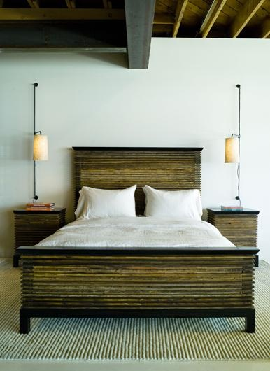 Lotus Bed from new Eco-Friendly line at Ciao
