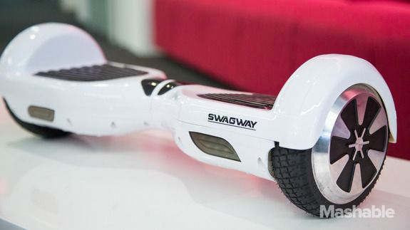 Target temporarily pulls Swagway hoverboards from its site