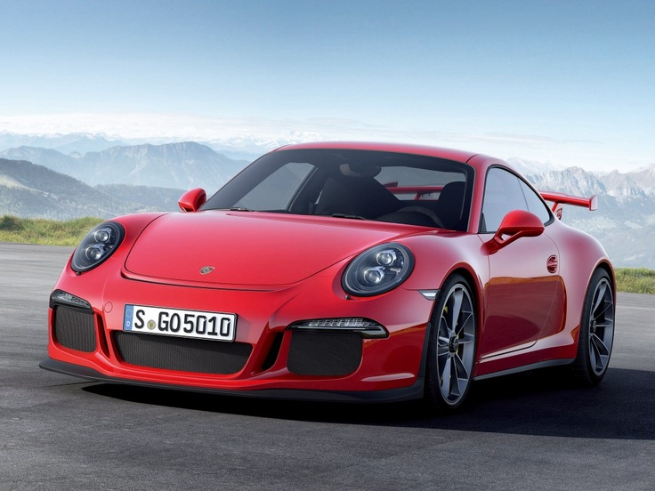 Superieur 2014 Porsche 911 (991) GT3