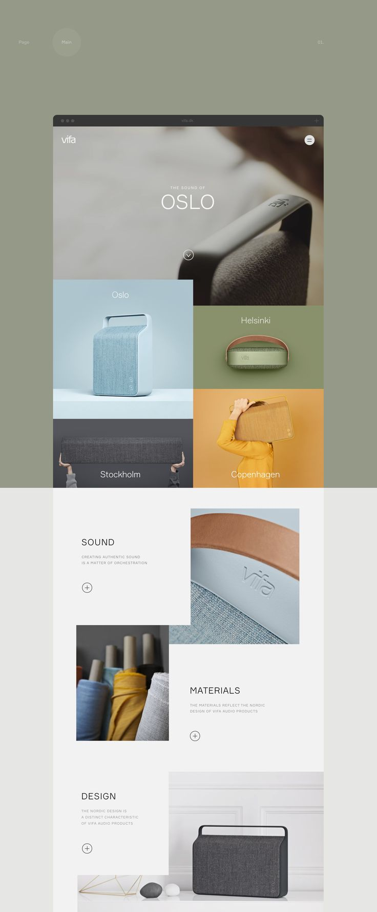Ознакомьтесь с этим проектом @Behance: «Vifa » https://www.behance.net/gallery/52260147/Vifa