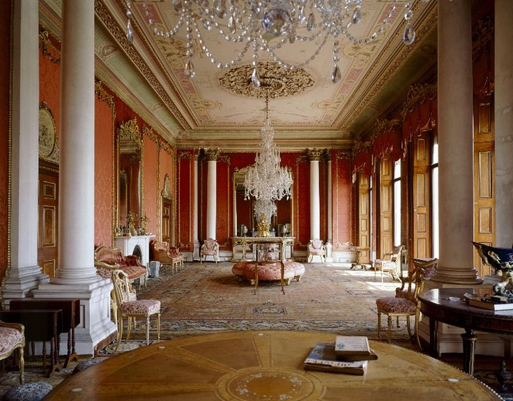 Victorian Drawing Room   Brodsworth Hall and Gardens   English Heritage