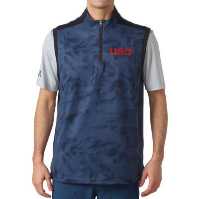 "adidas Men's Team USA Wind Vest: ""adidas Men's 2016 Olympics Team USA Wind… #GolfClubs #GolfDrivers #GolfIrons #GolfPutters #GolfHybrids"