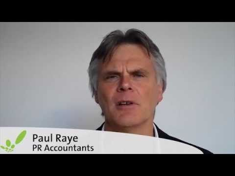Paul Raye- Testimonial for Cashflow Manager Small Business Accounting Software