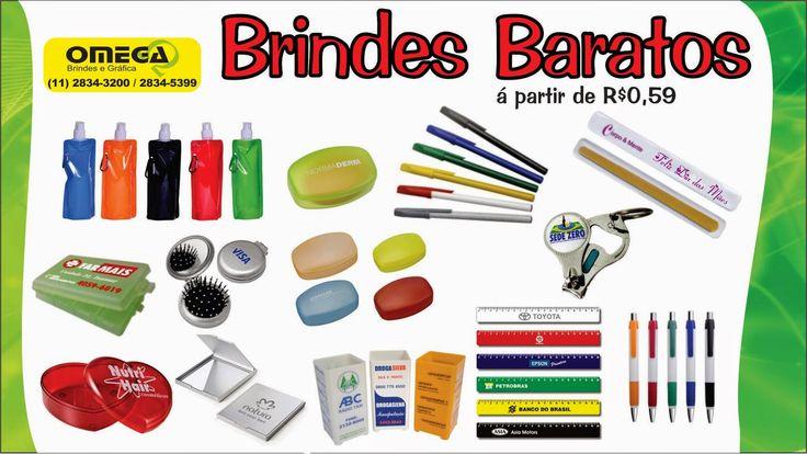 Brindes Baratos SP