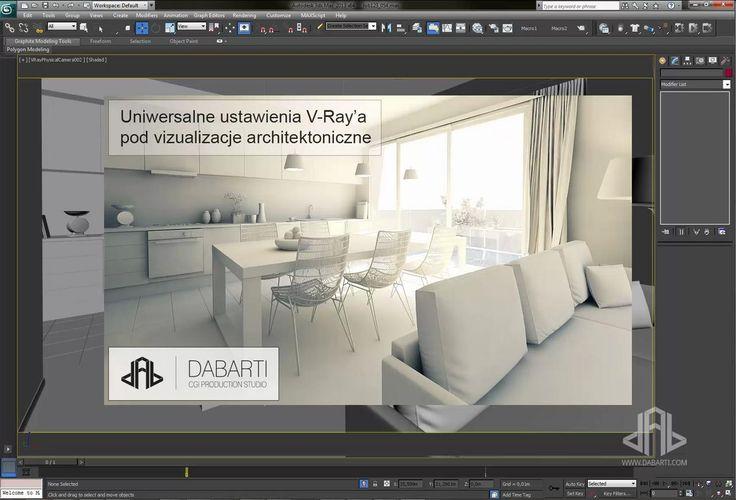 [PL] [ENG - soon] Uniwersalne ustawienia V-Ray'a pod wizualizacje architektoniczne - Linear Workflow (LWF) on Vimeo