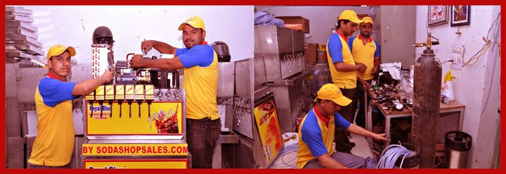 RGV Foods Pvt Ltd is a leading Soda Machine Manufacturer and supplier almost in every part of Delhi and India. Contact us for more details.