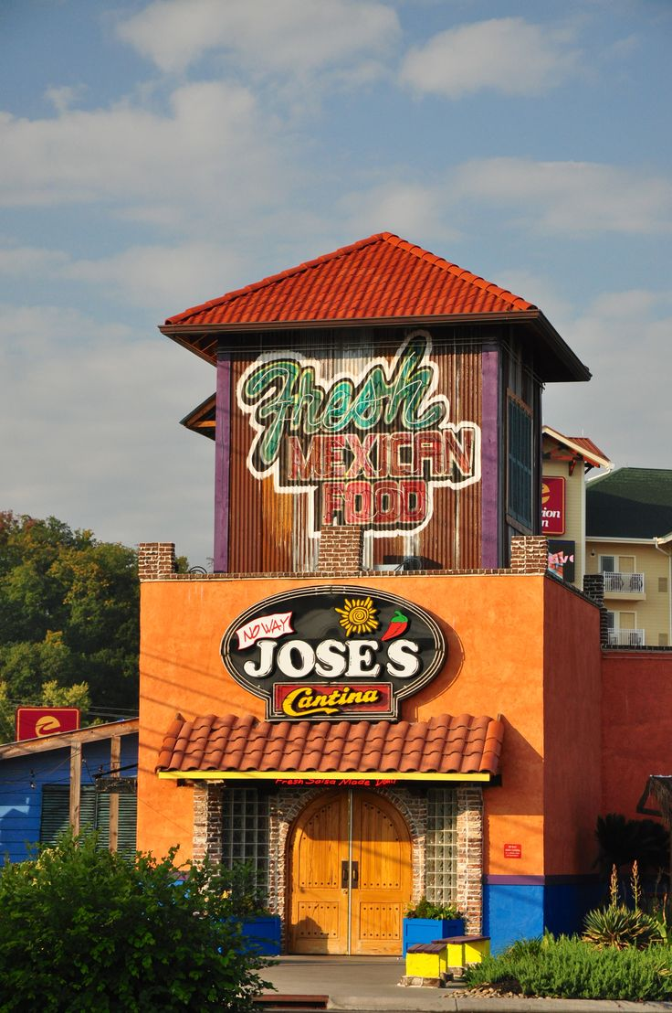 Best Mexican Food In Gatlinburg