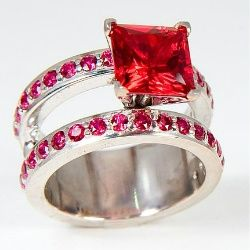 Ruby is thought to be the most powerful gemstone, so July is blessed to have it as a birthstone. What is great about July is that there are three...