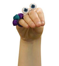 Oobi Uma Noggin Nick Jr TV Series Show Hand Puppet Nickelodeon