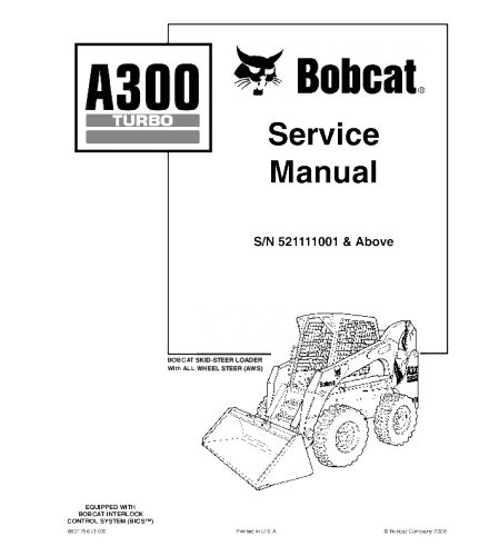 click on the image to download BOBCAT A300 TURBO SKID
