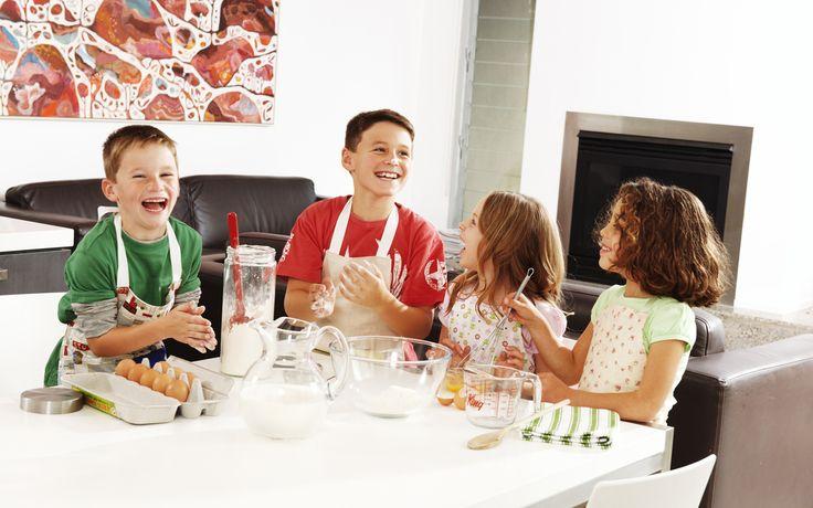 Dairy Australia - Kids in the kitchen