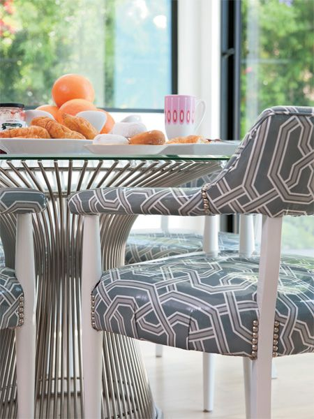 109 best images about How to recover dining room chairs on