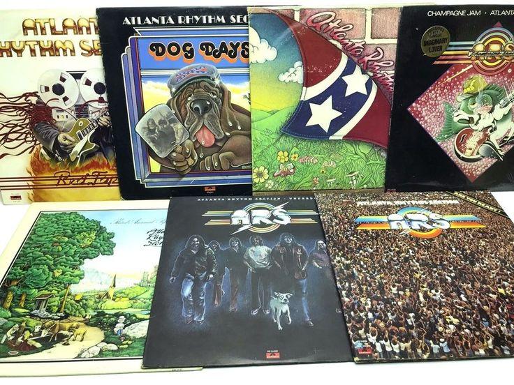 Atlanta Rhythm Section LP Vinyl Record Album Lot: Are you Ready   Underdog     stores.ebay.com/capcollectibles