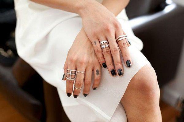 Shopping: zilveren & gouden ringen - Girlscene