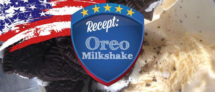 Recept: Oreo milkshake
