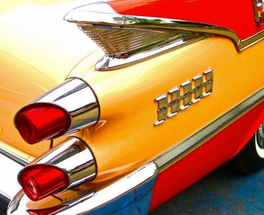 17 Best Images About Cars With Fins On Pinterest