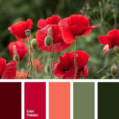 Color Palette #3041