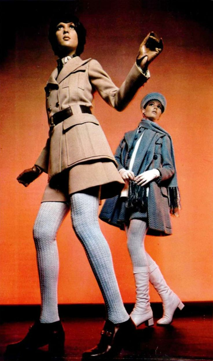 Fashion by Ted Lapidus 1969.