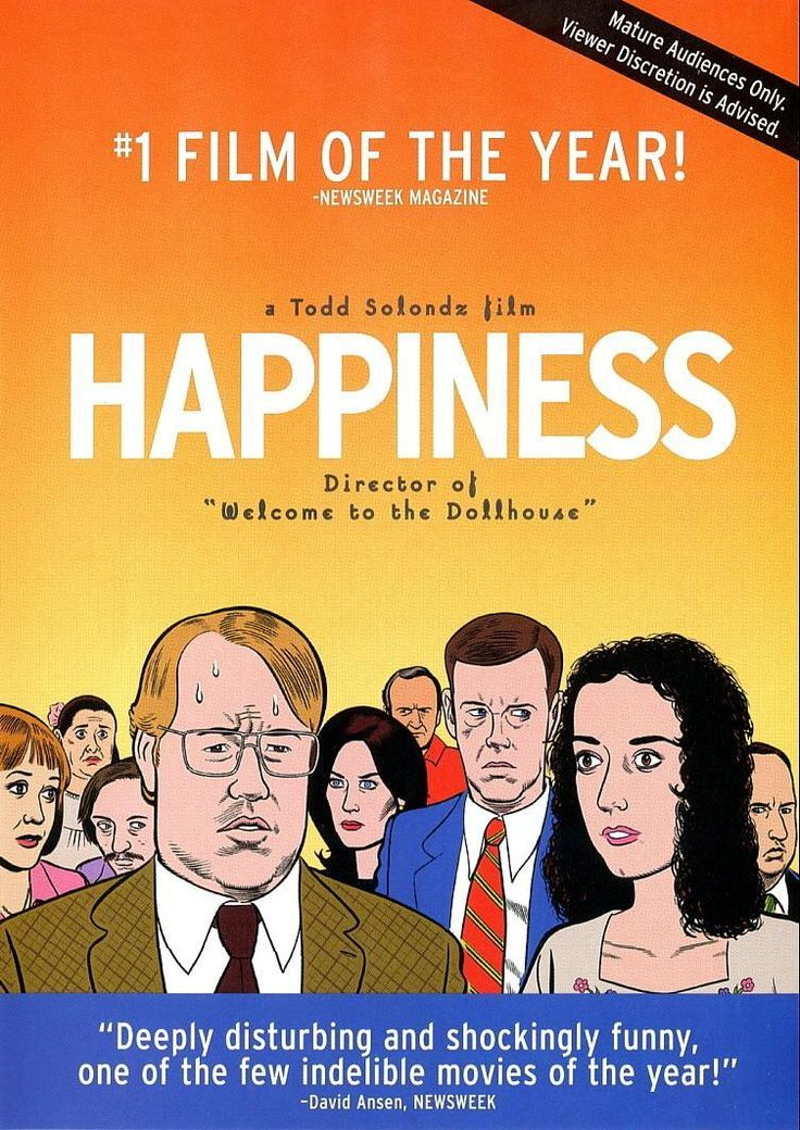 Happiness, Todd Solondz (1998)