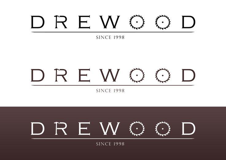 DREWOOD carpenter logo design on Behance