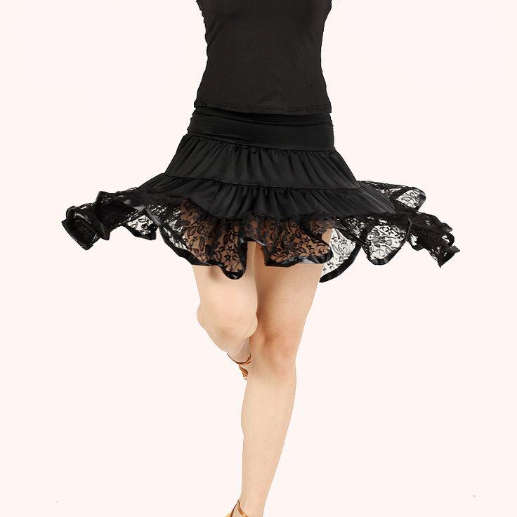 Хепберн латинский танец юбка кружева юбка латинский танец одежда Большой размер короткая юбка юбка до середины бедра женский кисточкой hb053
