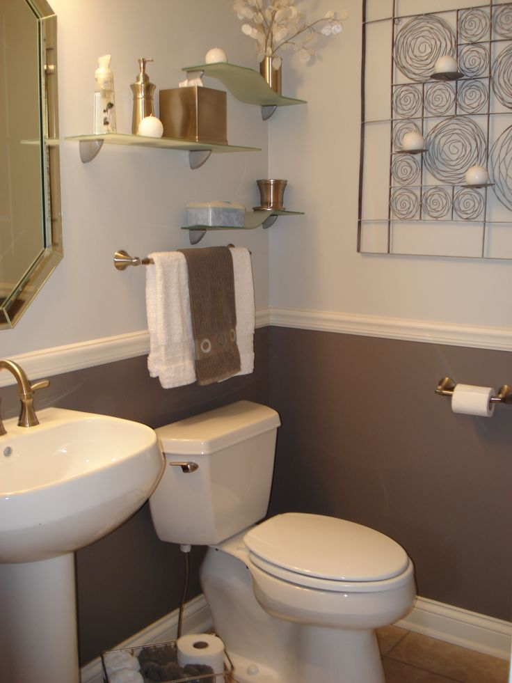 1000 Images About Powder Room Decor On Pinterest Powder Room Design Shelves And Powder
