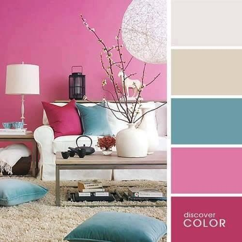 407 best paleta de cores casa images on Pinterest | Color schemes ...