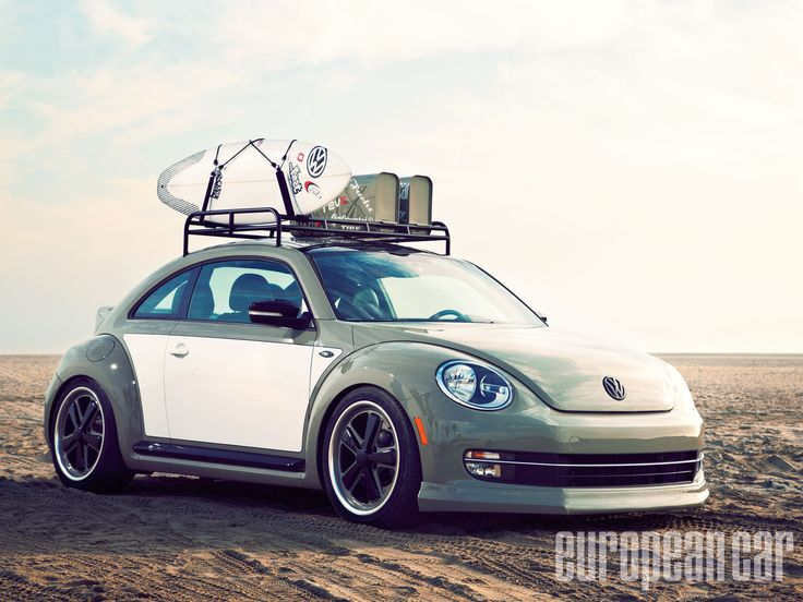Rad. Not a fan of the new beetle but I like what they did here.