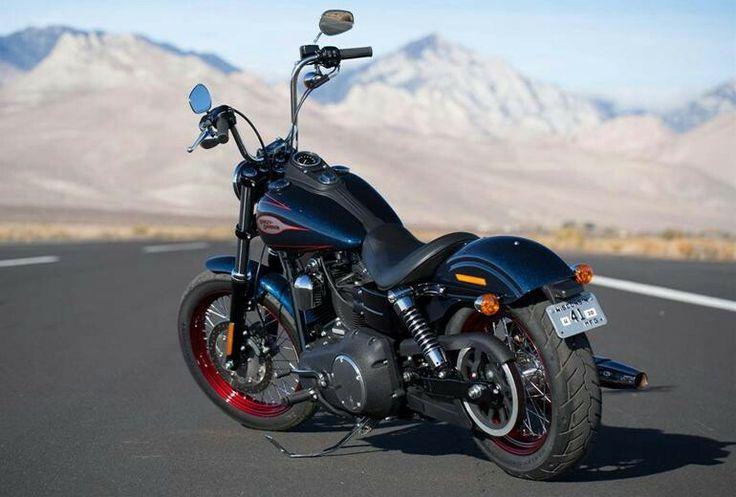 Harley custom bobber