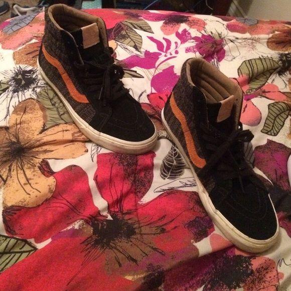 Ski high vans 10 1/2 Men Size 10 1/2 Men Vans Shoes Sneakers