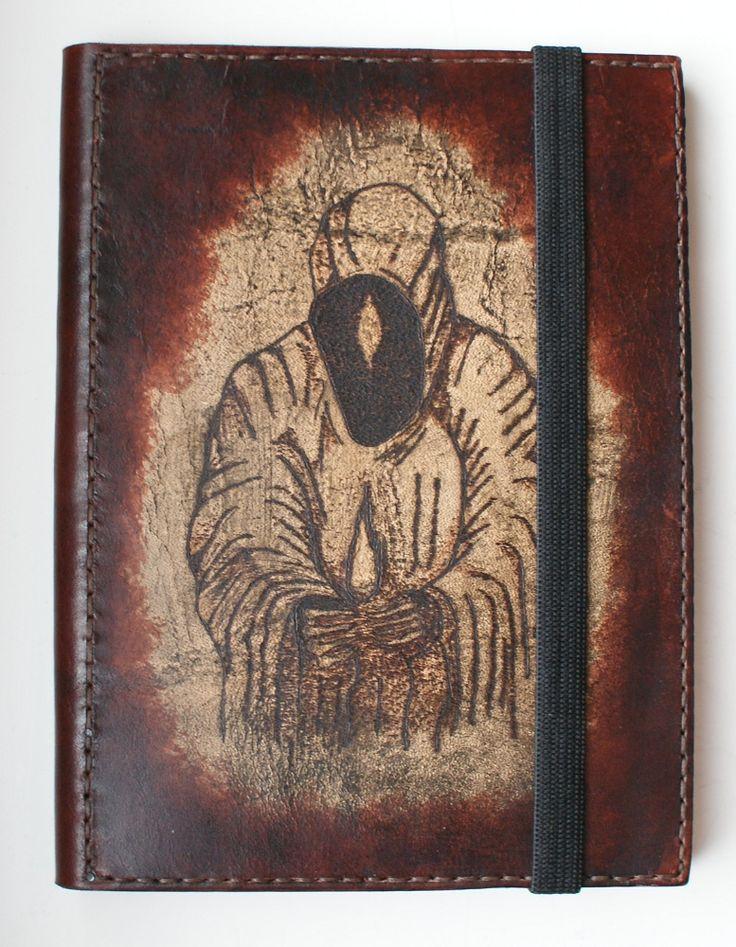 Dark kindle cover