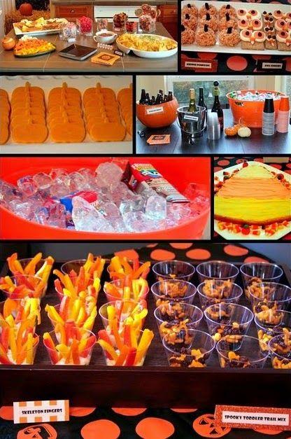 Noiva com Classe: Decoração de Halloween ou Dia das Bruxas para Crianças…