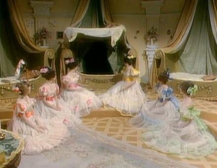 Cam Reviews: Faerie Tale Theatre and The Dancing Princesses sallycooks.com