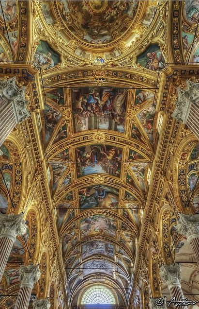 1000 images about t r a v e l 1 on pinterest rome italy for Churches of baroque period
