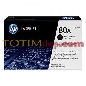 Toner HP 80A (CF280A)   TOTIMshop Tinta Toner Printer Original
