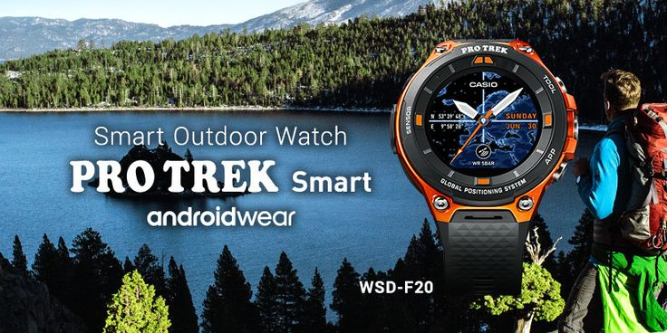 Casio WSD-F20 Is WSD-F10 Successor, PRO TREK Smart Outdoor Watch To Arrive Later This Spring