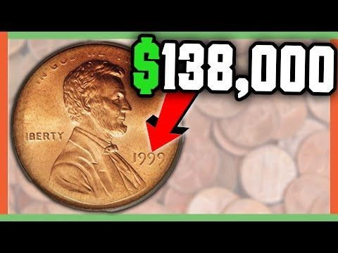 $1,700,000.00 PENNY. How To Check If You Have One! | US Mint Error Coins Worth BIG Money - YouTube