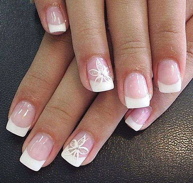 Classy Nail Art   White_Classy_Nail_Art_Design_Image