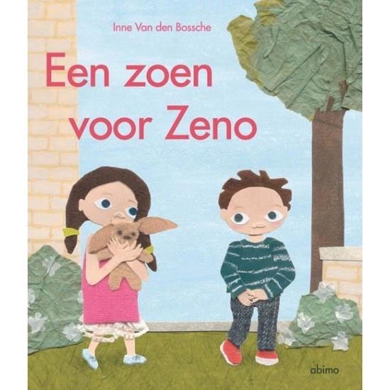 Een zoen voor Zeno - Zeno durft na een bezoek aan de logopediste weer naar school te gaan. In dit vrolijke en leerzame prentenboek staat dyslexie centraal.