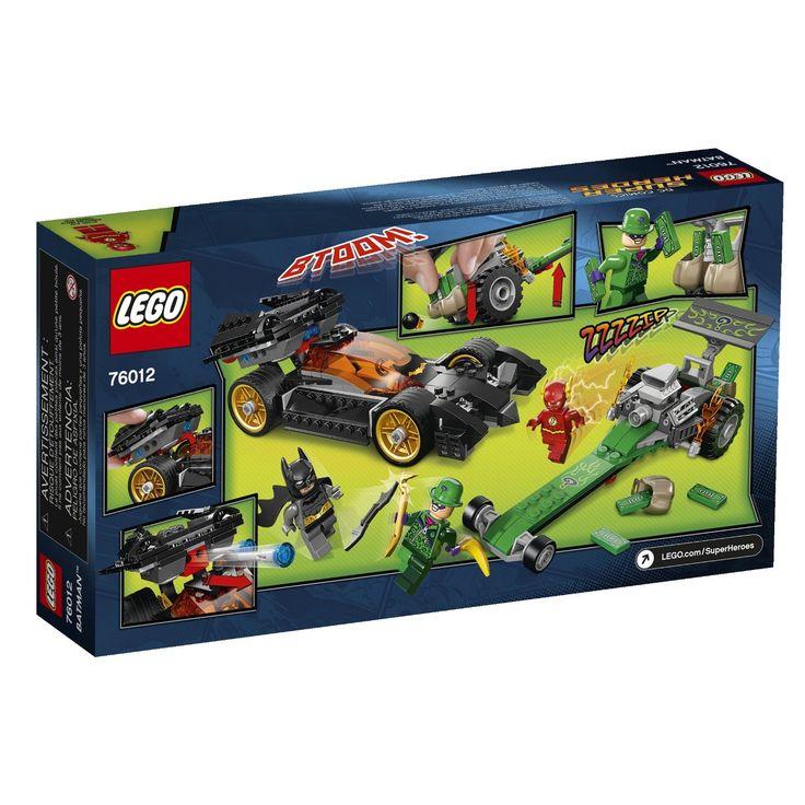 LEGO Superheroes 76012 Batman The Riddler