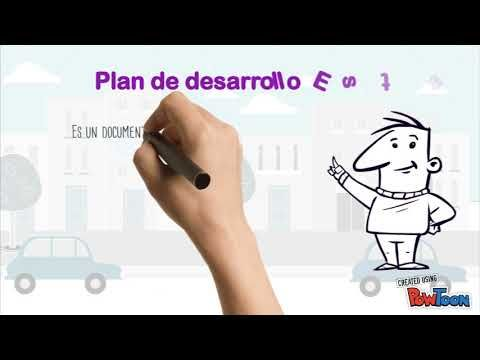 Plan de desarrollo Nacional, estatal y municipal
