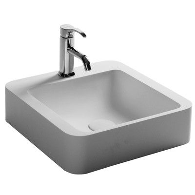 dCOR design Bauhaus Vessel Sink